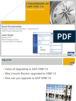 CRM 7.0 Features