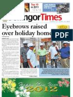 Selangor Times - 30 Dec 2011