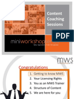 Mws Content Coaching v4.3