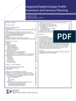 2010 Texas integrated Epidemiologic Profile for HIV/AIDS Prevention and Services Planning