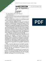 1. DS 009 2005 TR Rglto Interno de SST