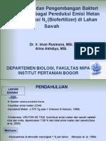 Iman Rusmana_Bakteri Metanotrof