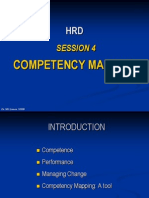 Competency Mapping