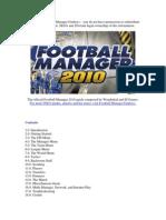 Fm 2010 Fan Boys Guide