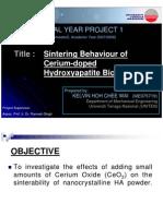 Hydroxyapatite Introduction