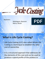 Final - Life Cycle Costing