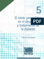 Tomo 5 - El Islote Pancreático En El Desarrollo Y Tratamiento De La Diabetes