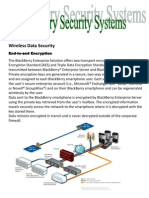 Blackberry Security Services