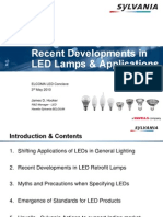 LEDs in general lighting