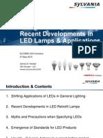 LEDs in general lighting