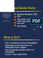Zen and Social Work