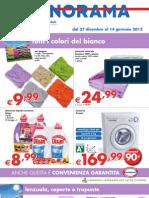 Catalogo Panorama Roma Offerte Gennaio