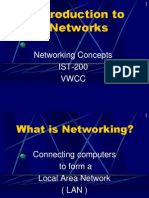 Introduction Computer Networking(1)