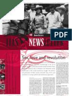 Special Issue_Women Warriors in Asia_IIAS Newsletter 2008