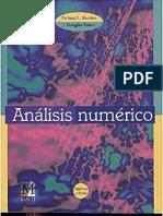Analisis Numerico Burden