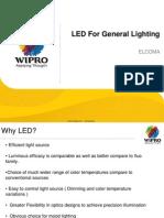 LEDs for Lighting Applications