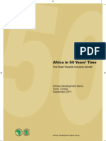 Africa in 2050