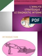 Analyse stratégique diagnostic interne
