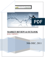 MT-Daily Morning Update 30 Dec 2011