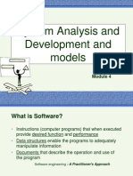 System Analysis and Development and Models Class Ppt