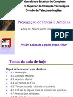 Aula-13- Antena Como Um Abertura