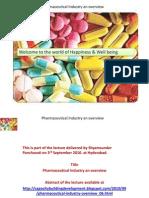 pharmaindustryanoverview-100906074601-phpapp02