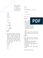 Latihan Soal +Pembahasan UAN Listrik Magnet1_SMA