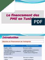 mécanismes de financement des PME