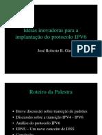 03 Novas Ideias Implantacao IPv6