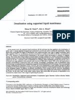 Desalination Using Slm