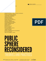 Prodnik, Jernej - A public sphere without public(s)? Publics and counterpublics in post-fordist capitalism