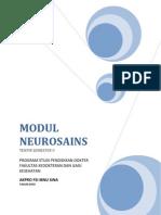 tentir MODUL NEUROSAINS