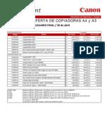 Oferta Copiadoras A4yA3 Final 26 Abril USUARIO FINAL