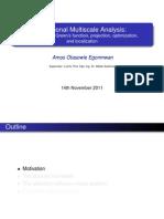 Numerical Analysis Seminar