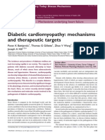 Diabetes Cardiomyopathy Article