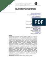 OCORRÊNCIA DE TRIATOMÍNEOS NO ZOOLÓGICO MUNICIPAL PARQUE DO SABÍA, NA CIDADE DE UBERLÂNDIA MG
