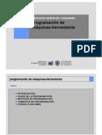 Programació CNC