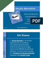 Lo Studio Bertollini