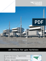 Camfil Brochure gas-turbine