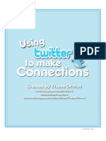 Twitter Tweet Writing Activity