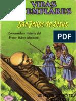 Vidas Ejemplares 297 - San Felipe de Jesus