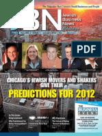 Jewish Business News - January 2012