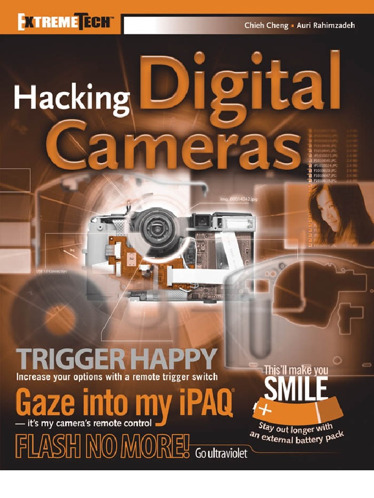 Hacking Digital Cameras Camera Lens Hacker Culture Disposable Flash Circuit Schematic In Addition Simple