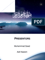 CDC Presentation