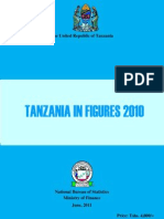 tanzania in figures20101