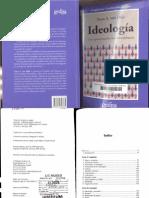 Van Dijk, Teun. Ideologia Un Enfoque Multidisciplinario