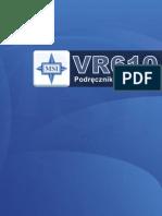 MSI VR610 MS-163B Podręcznik Użytkownika