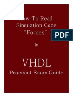 HowTo Read Simulation Code