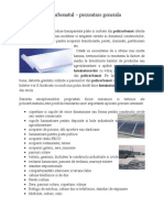 informatii policarbonat