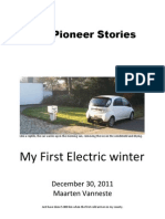 Electric Car user report 4